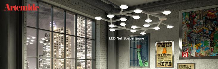 led wohnzimmerleuchten:Artemide LED Net: Leuchten & Lampen von Artemide kaufen – light11.de