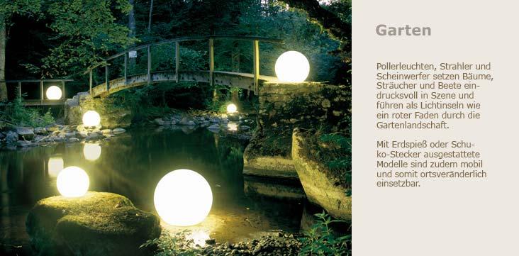 gartenleuchten designer lampen leuchten online kaufen. Black Bedroom Furniture Sets. Home Design Ideas