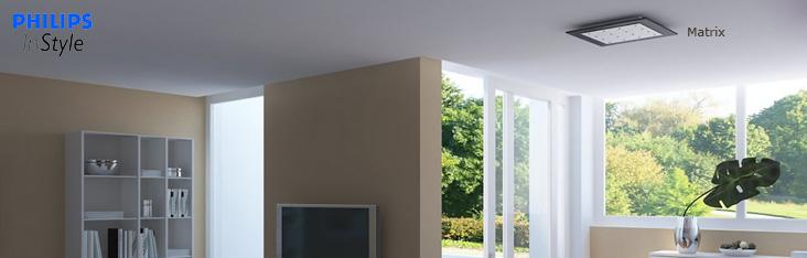 philips instyle leuchten lampen kaufen bei. Black Bedroom Furniture Sets. Home Design Ideas