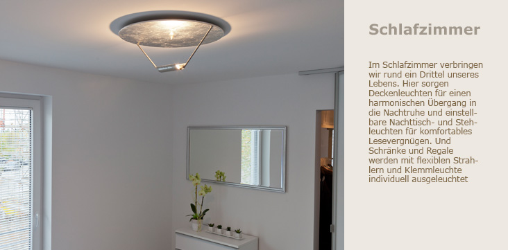 schlafzimmerleuchten schlafzimmerlampen innen kaufen bei. Black Bedroom Furniture Sets. Home Design Ideas
