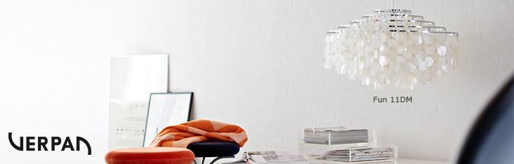 verpan fun leuchten lampen von verpan kaufen. Black Bedroom Furniture Sets. Home Design Ideas